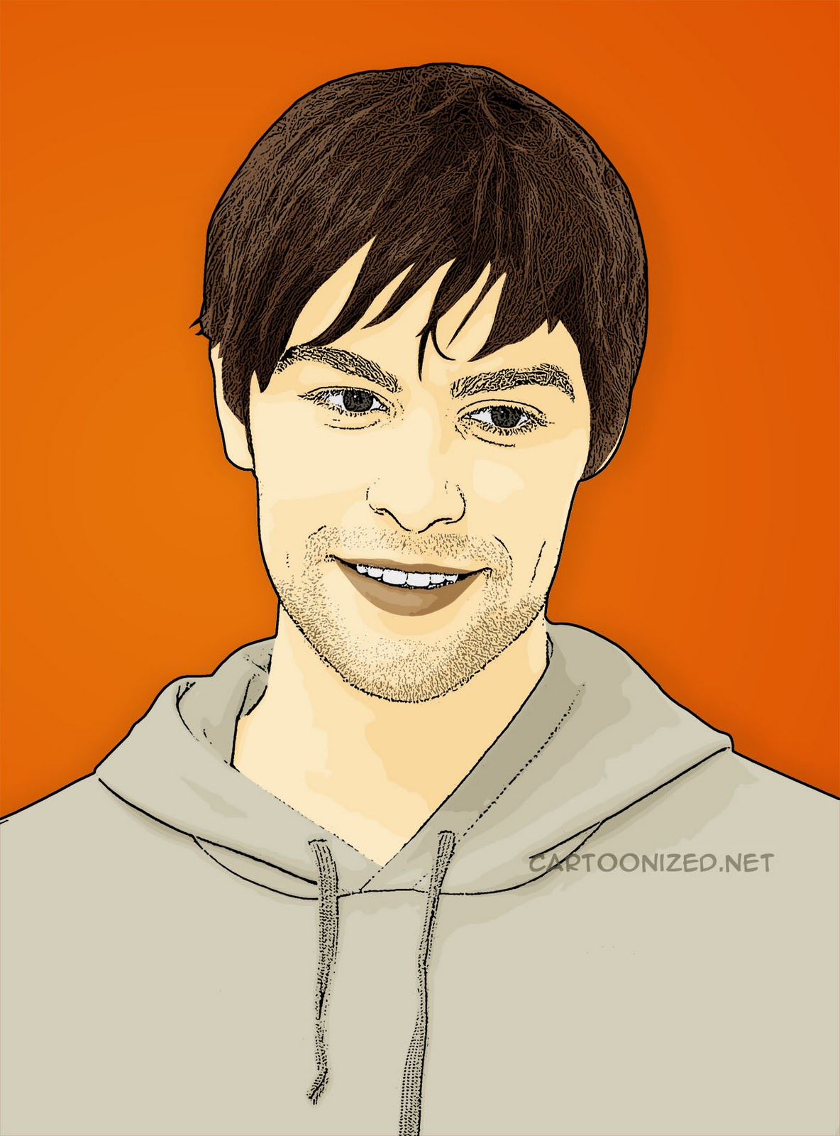 Cartoon pictures of chace crawford - Source