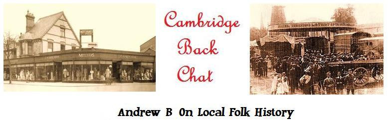 Cambridge Back Chat