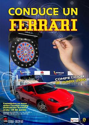 El Día 18 de Junio comienza el Campeonato CONDUCE UN FERRARI!!!