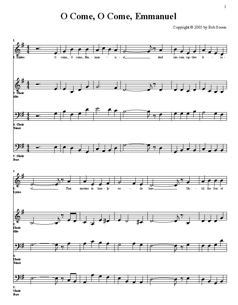 The Psalms Project Lyrics
