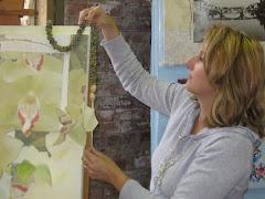 Artist Carol Labashosky
