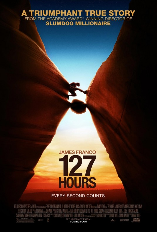 holes In My brain: movies In My brain: Movie Thoughts: 127 Hours