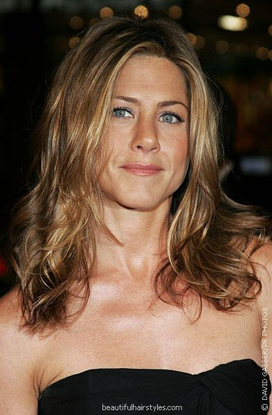 jennifer aniston hair colour. Celebrity:Jennifer Aniston