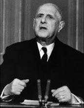 De Gaulle, veto à la Grande-Bretagne en 1967