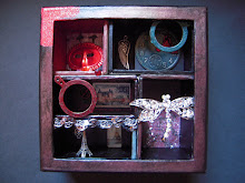 """Masquerade"" Shadow Box"