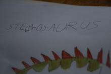 Stegosaurus by Evan