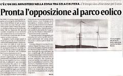 """La Sicilia"" 11/03/2008"