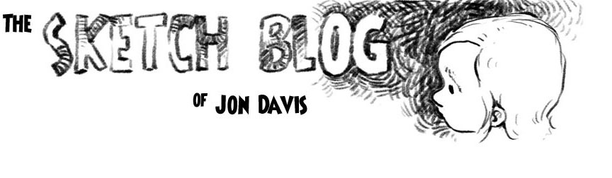 Jon Davis' Sketch Blog