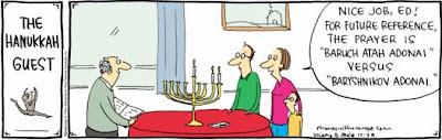 The Hanukkah Guest