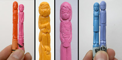 Amazing Crayon Sculptures Seen On www.coolpicturegallery.us