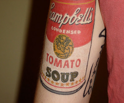 Craziest Food Tattoo Seen On www.coolpicturegallery.us