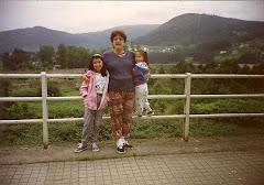 Areia, Galicia, verano 1994