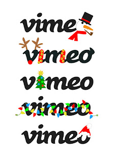 Vimeo Logo for Holiday 2011