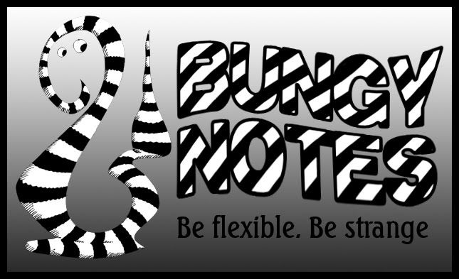 Bungy Notes