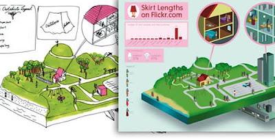 infografia con illustrator tutorial