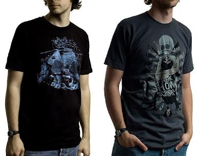 diseños de camisetas