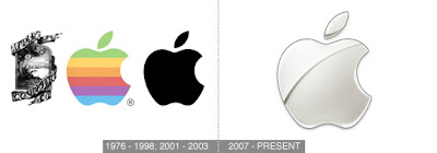 rediseños de logotipos famosos