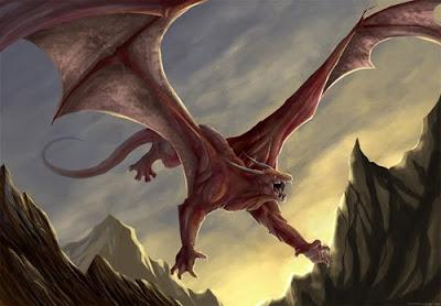 ilustracion dragones inspiracion
