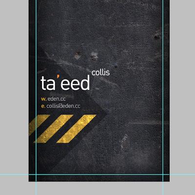 crear una tarjeta de presentacion