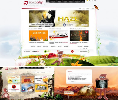diseños web para inspiracion