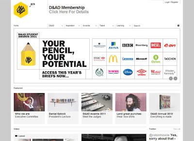 excelentes diseños web minimalistas