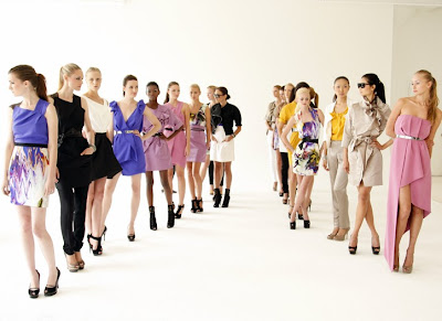 Fashion Shows 2010 on Ciara Christensen   Jae Brickman R At The Nima S Fashion Show Sp 2010