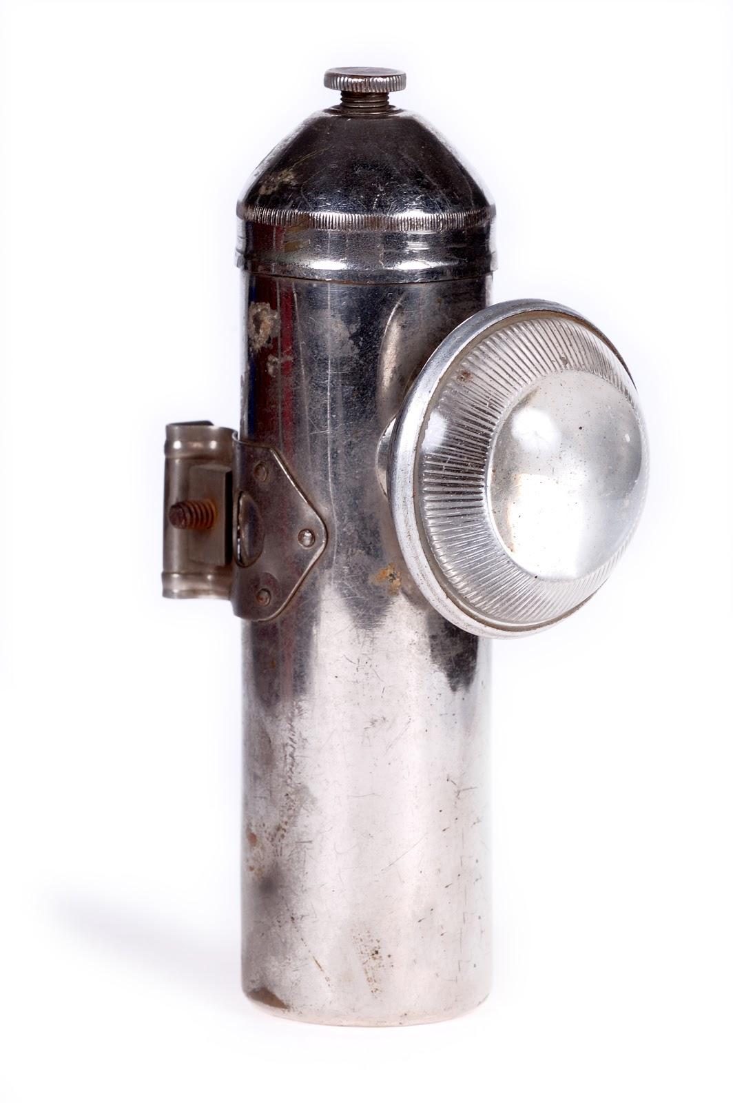 when were flashlights invented