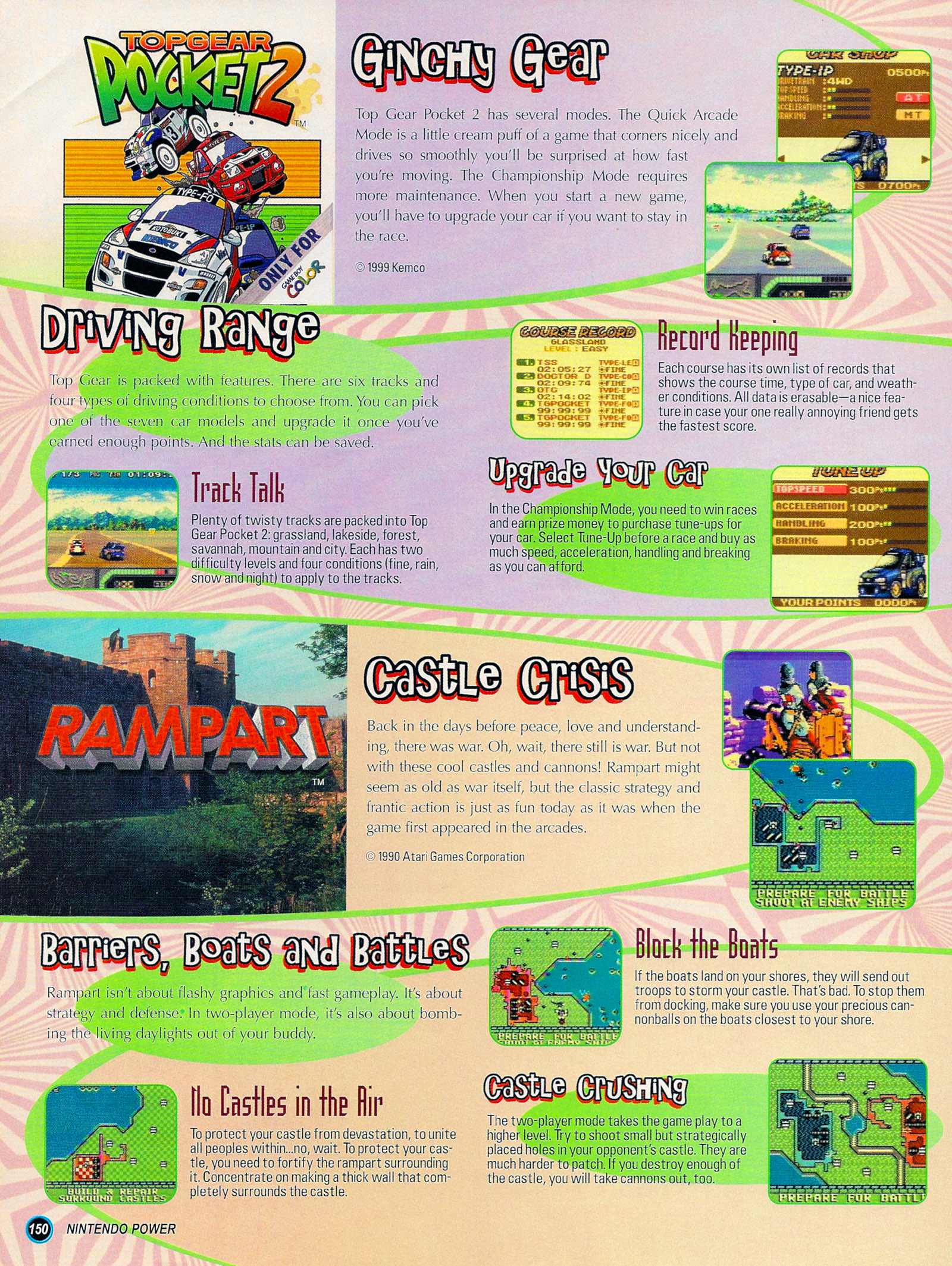 Nintendo Power #127 #127 - English 175