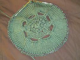 Hemlock ring blanket