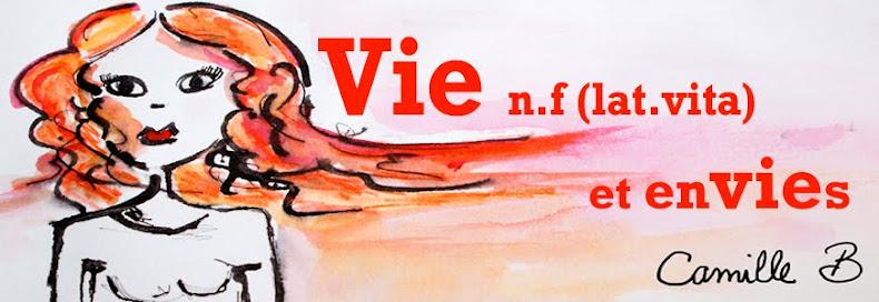VIE n.f (lat.vita)
