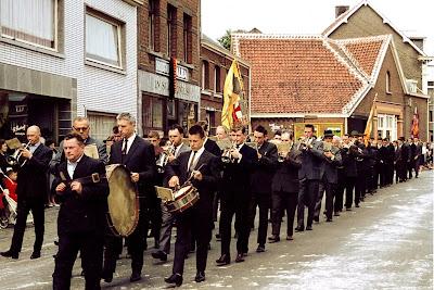De processie van 1963