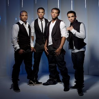 JLS – We Rock THe Night Lyrics