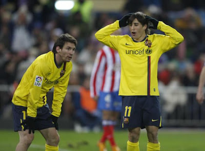 The Pictures: Atletico (part 1