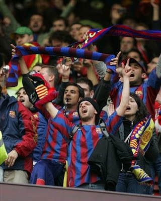 0+barcelona+fans Barcelona FC  and Nou Camp Info