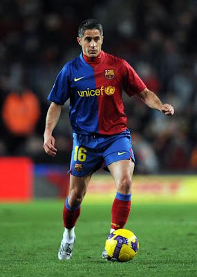 Barcelona Fc Me Te Rejat Reth Klubit 0+sylvinho+barcelona