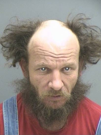 evil clown hair guy funny ugly people
