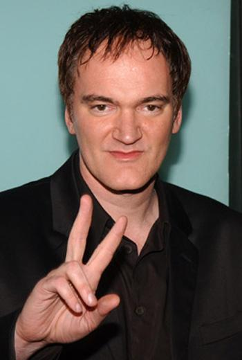 Quentin Tarantino - Photo Set