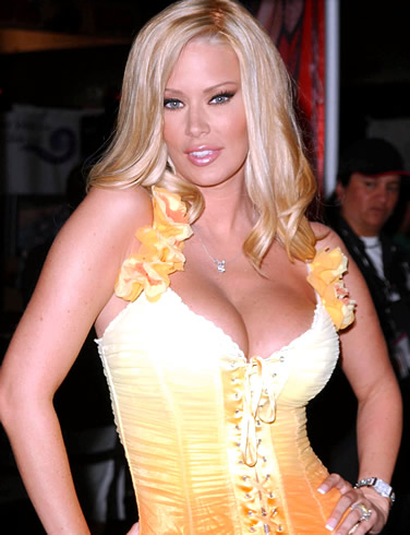 Pornographic Actress, Jenna Jameson