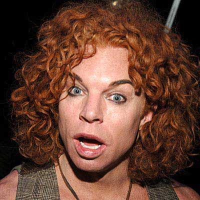 Carrot Top Net Worth (2019 Update) - Celebrity Net Worth 123