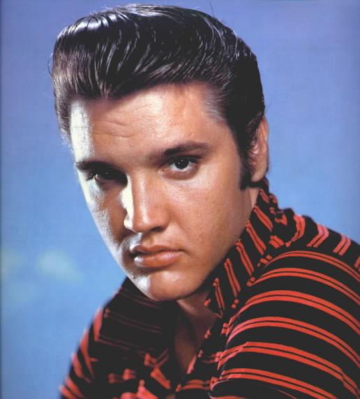 Elvis Presley As