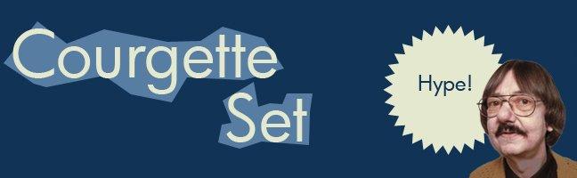 Courgette-set