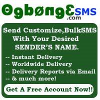 OgbongeSMS Banner