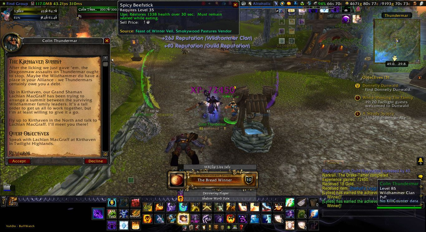 The Wow Noob 2010