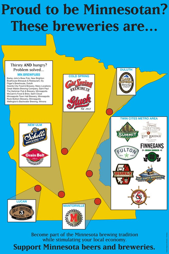 Support Minnesota Breweries