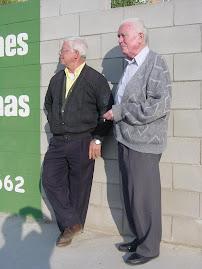 Manuel Cabello y Tomás Olivares 1968