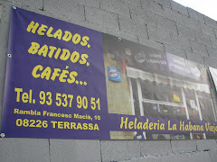 Heladería La Habana Vieja