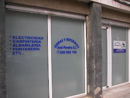 Obras y reformas José Paredes S.L.