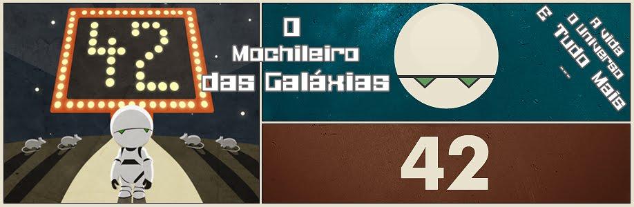 O Mochileiro das Galáxias - A Vida, o Universo e Tudo Mais