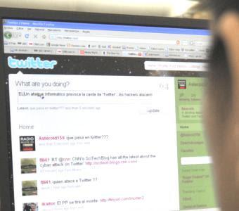 """El 40% de lo que se escribe en Twitter es """"cháchara inútil"""""""