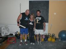 IKFF Cert with Steve & Ken